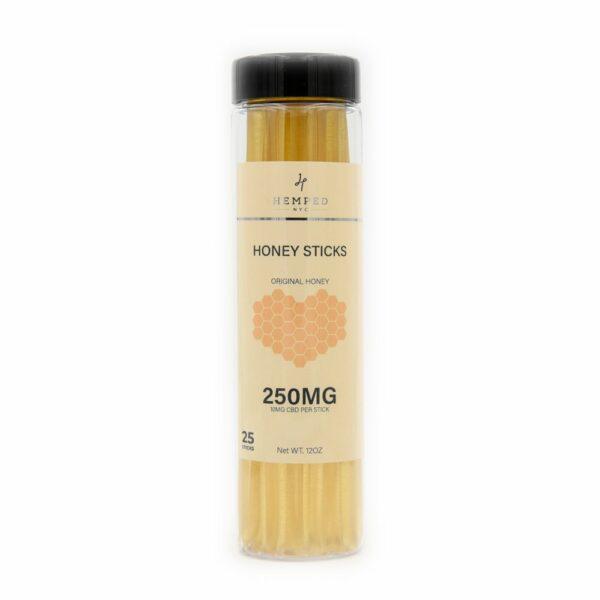 CBD Honey Sticks - 250MG Pack