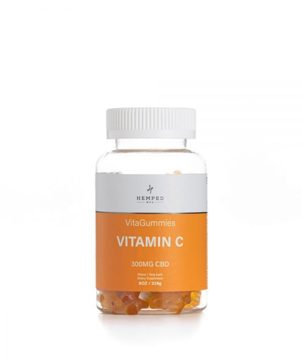 300MG CBD Vitamin C Gummies