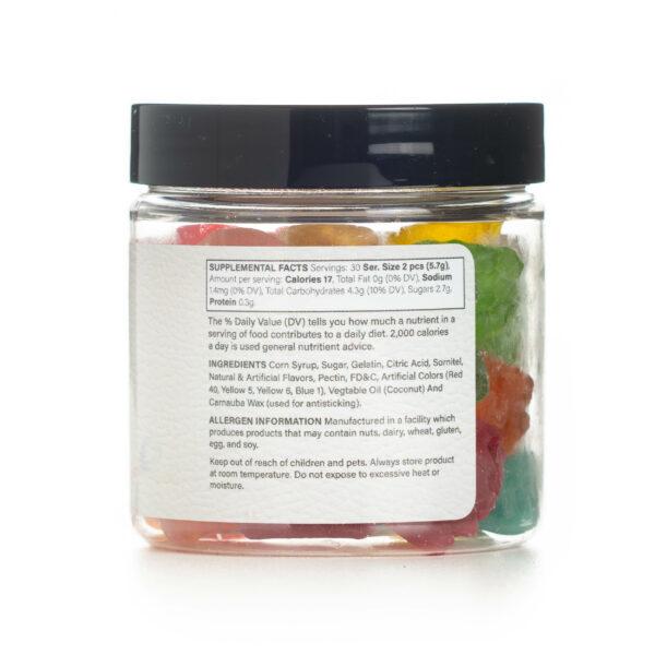 Gummy Bears CBD Gummies Info