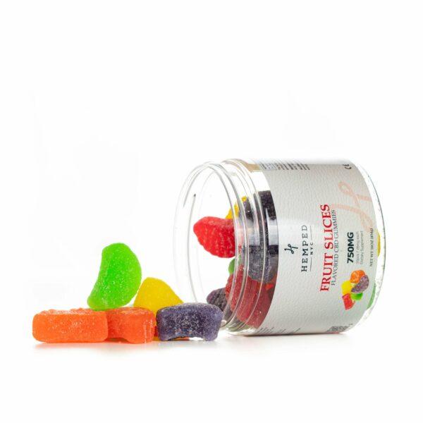 Fruit Slices CBD Gummies