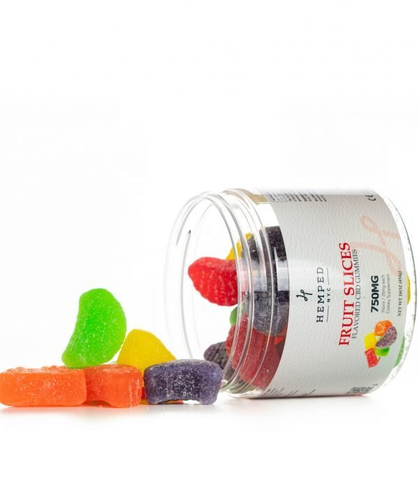 Fruit Slices CBD Gummies
