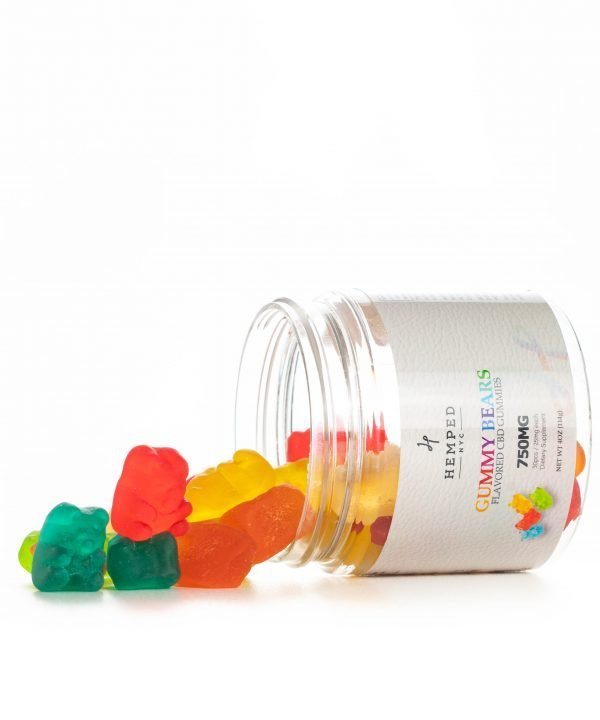 Gummy Bears CBD Gummies