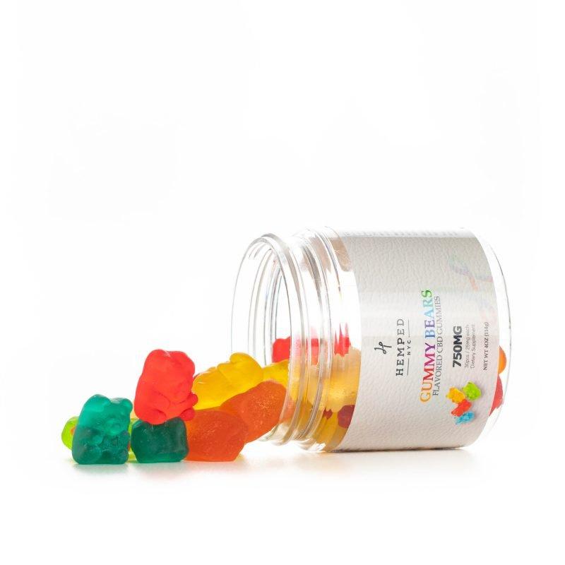 Gummy Bears CBD Gummies