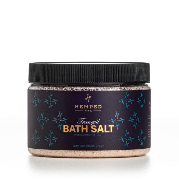 Tranquil Bath Salt 250MG CBD