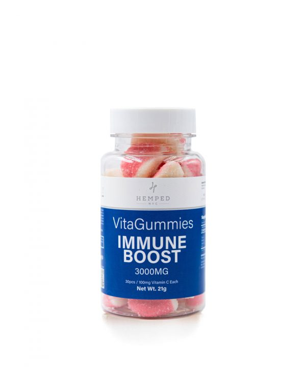 Immune Boost Gummies with 3000MG Vitamin C