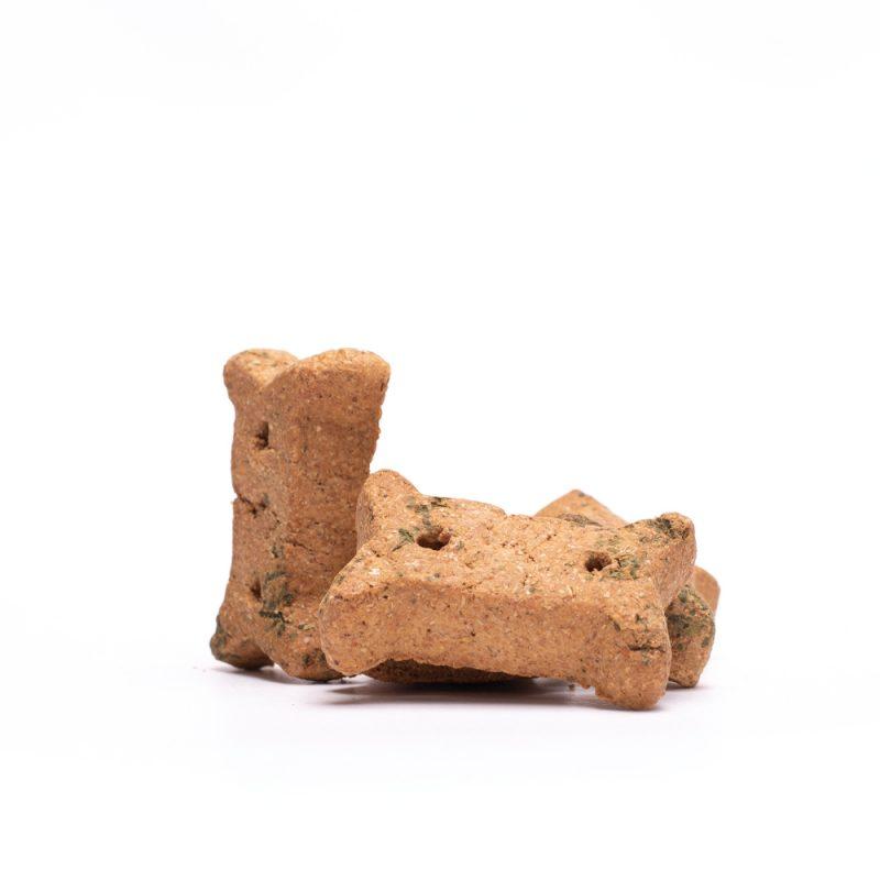 CBD Veggie Biscuits Treats 100MG Pieces