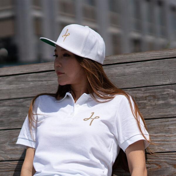 Hemped NYC Trucker White Hat