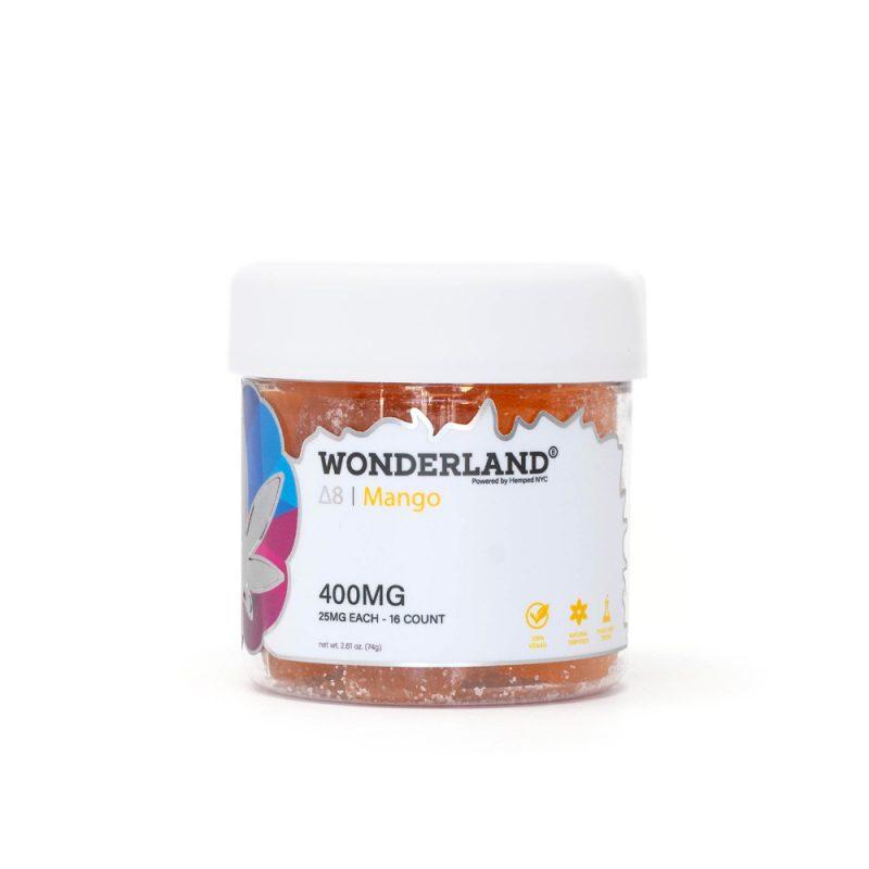 Δ8 Gummies Mango 400MG Jar