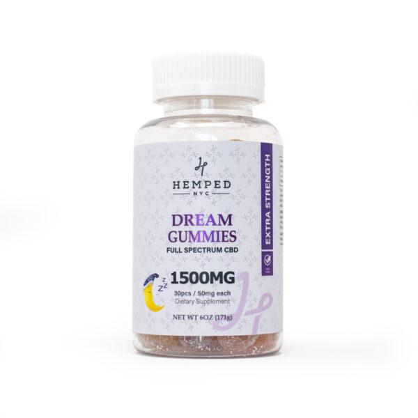 dream melatonin 1500